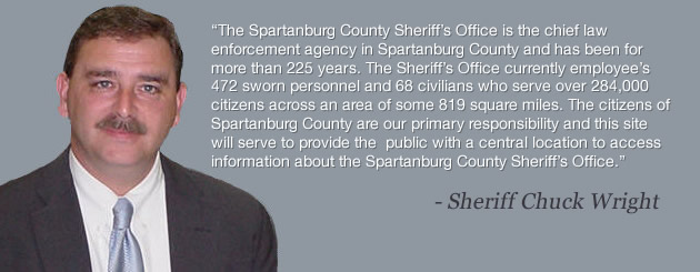 Spartanburg County Sheriff's Office | Spartanburg County SC